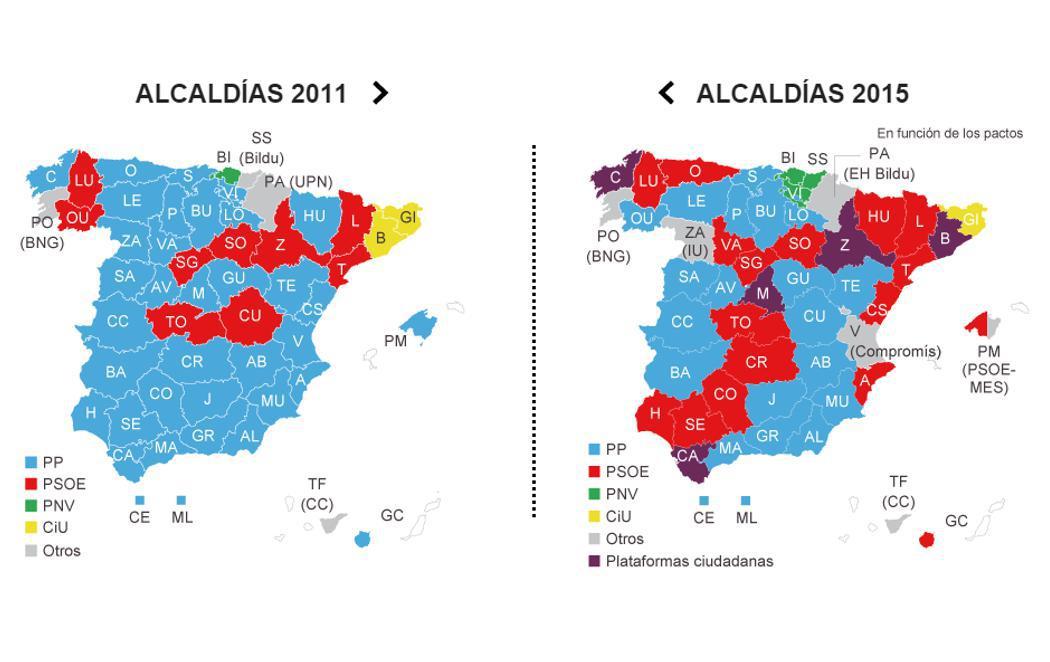 España, no te reconozco