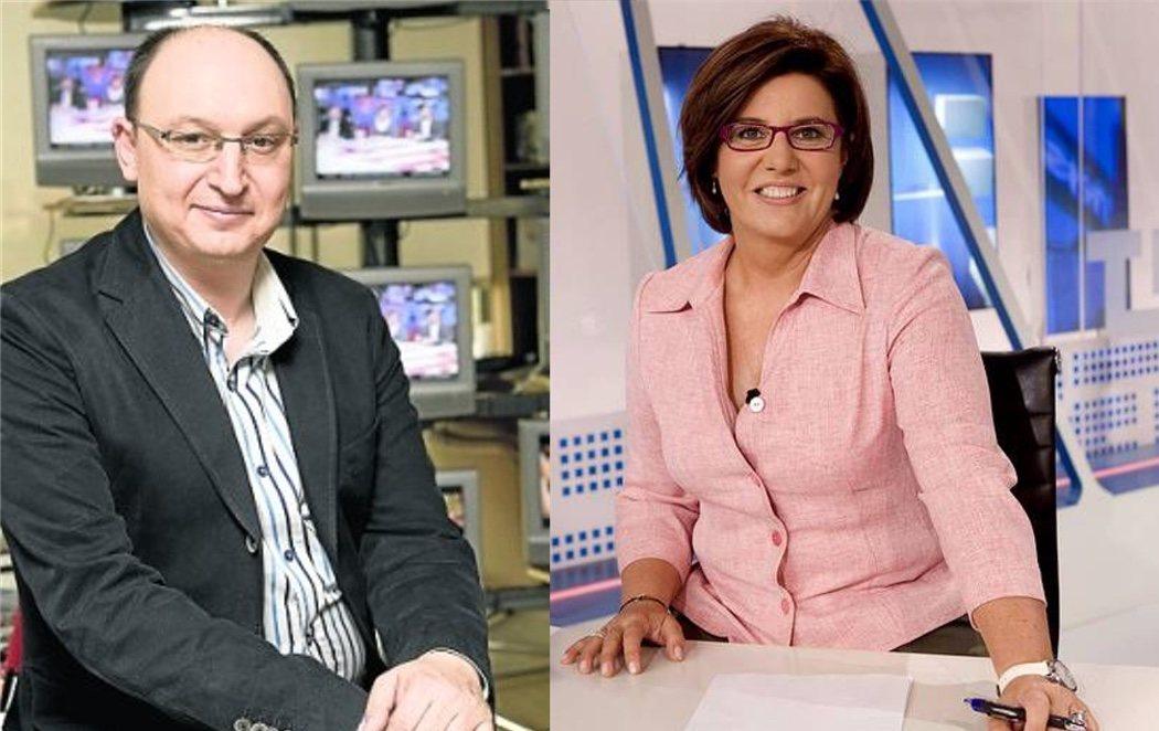 Fran Llorente y María Escario regresan a TVE
