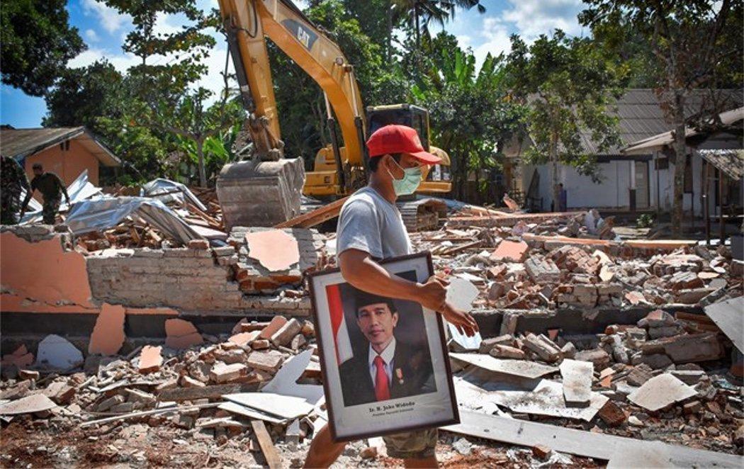 Un terremoto de magnitud 6,3 sacude la isla de Lombok, en Indonesia