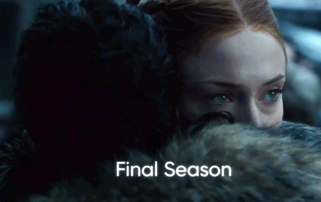 Primeras imágenes de la temporada final de 'Juego de Tronos'