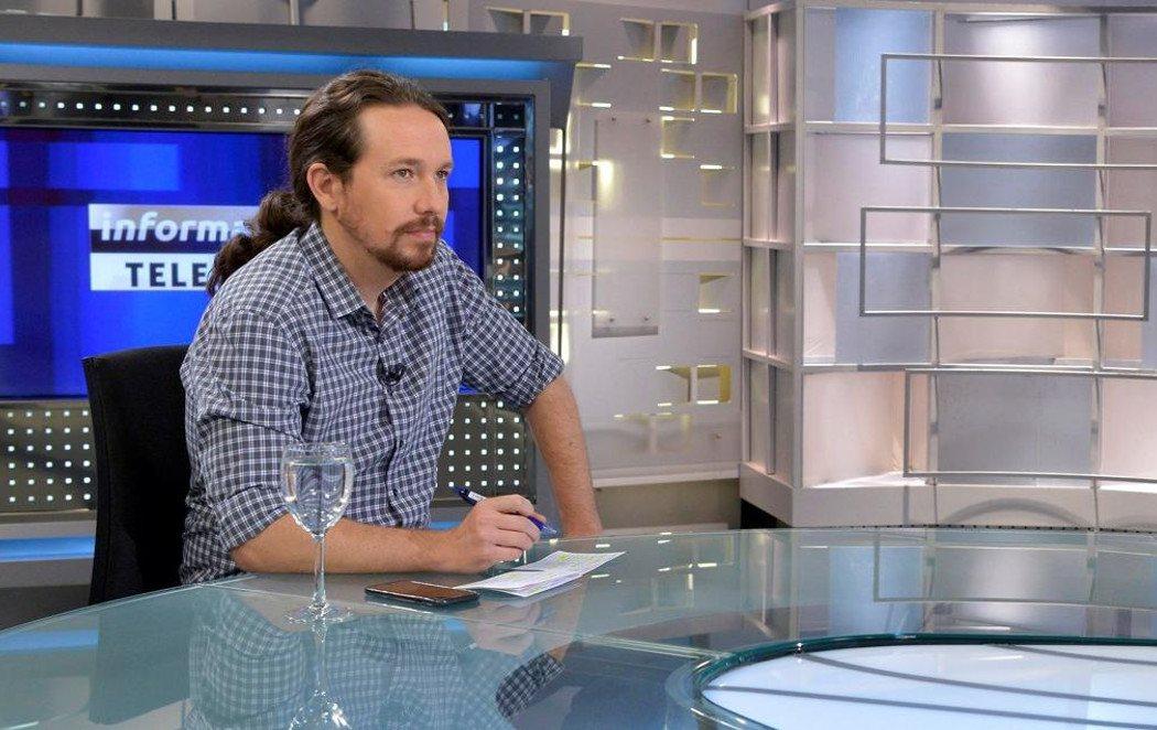 Pablo Iglesias vuelve al trabajo tras la baja para cuidar a sus mellizos