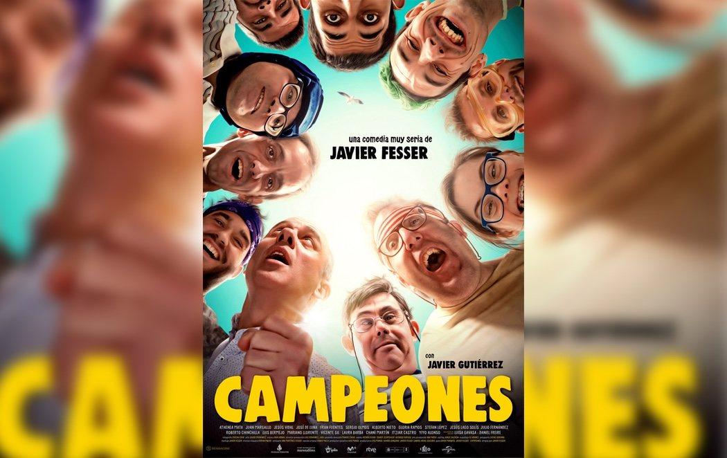 'Campeones' es la película elegida para representar el cine español en los Oscar 2019