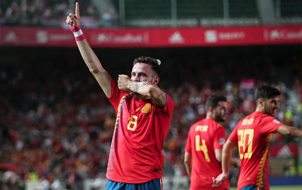 España barre a Croacia con 6-0