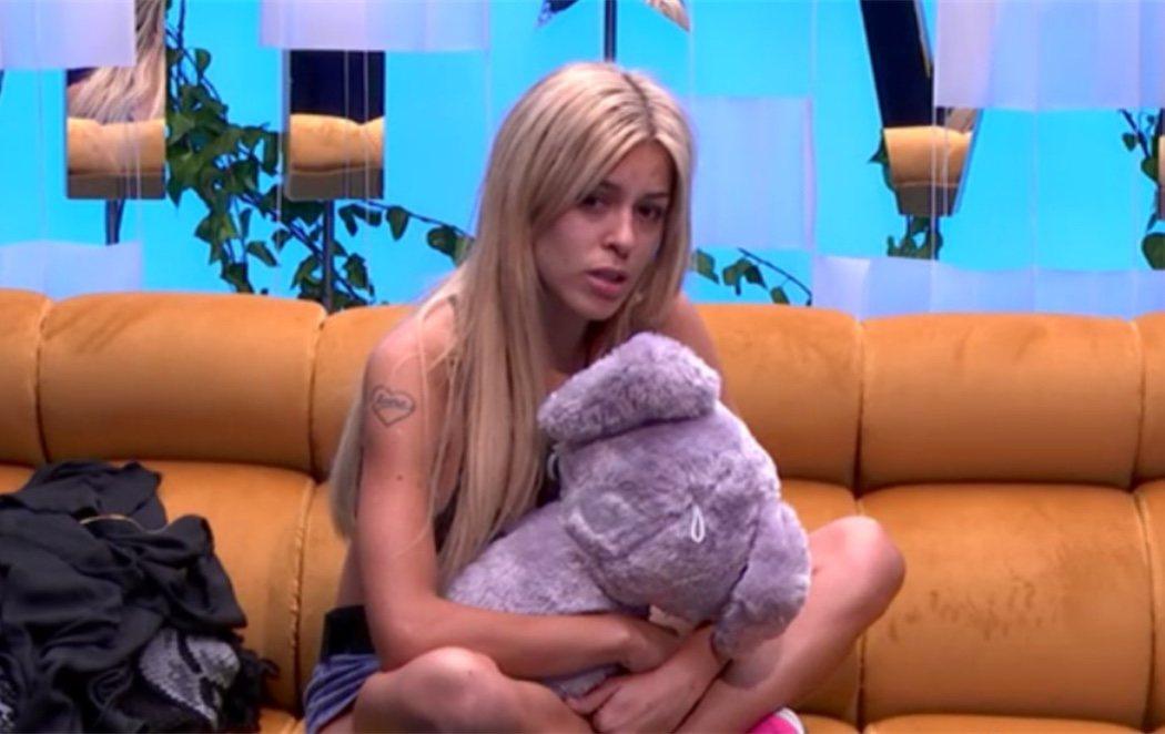 Oriana abandona 'GH VIP' solo 48 horas después de entrar en la casa