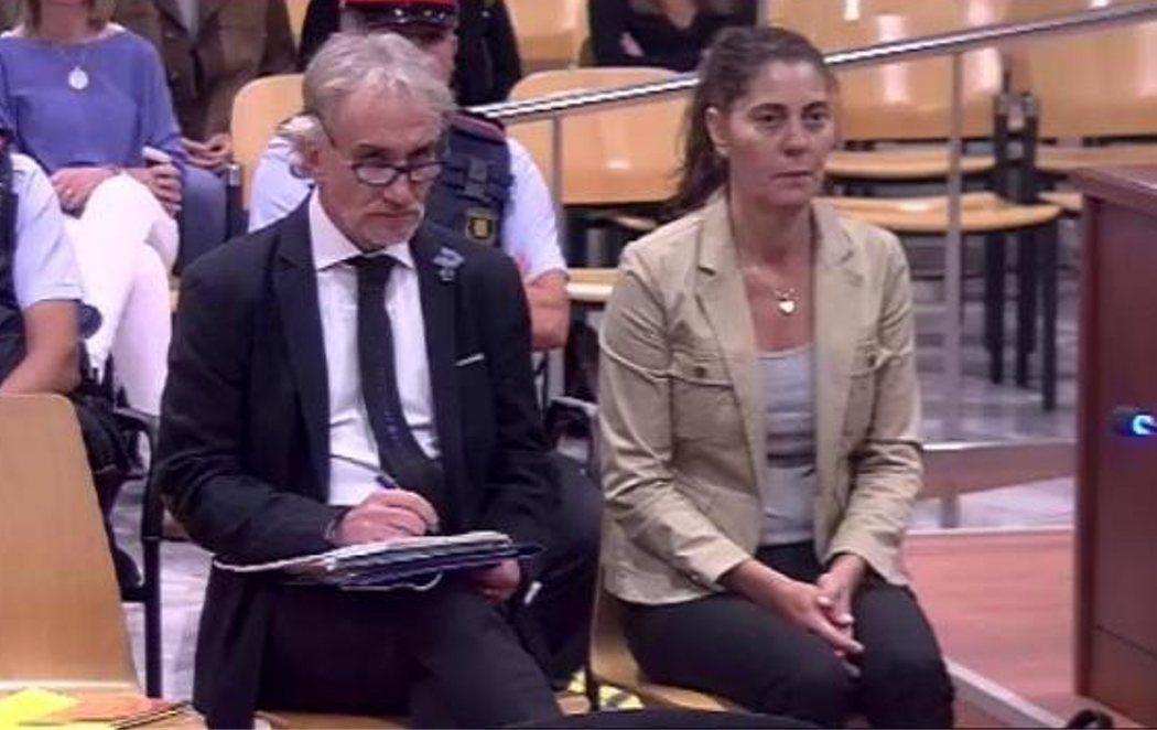 Los padres de Nadia, en el banquillo de los acusados por presunta estafa