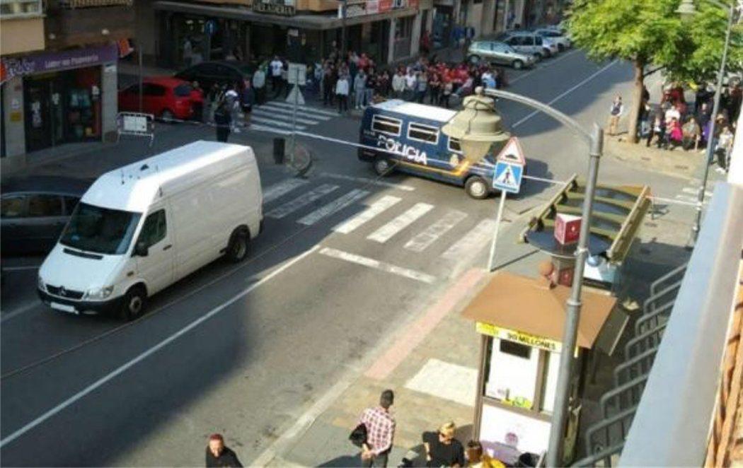 Dos detenidos en Valencia acusados de pertenecer a grupos yihadistas