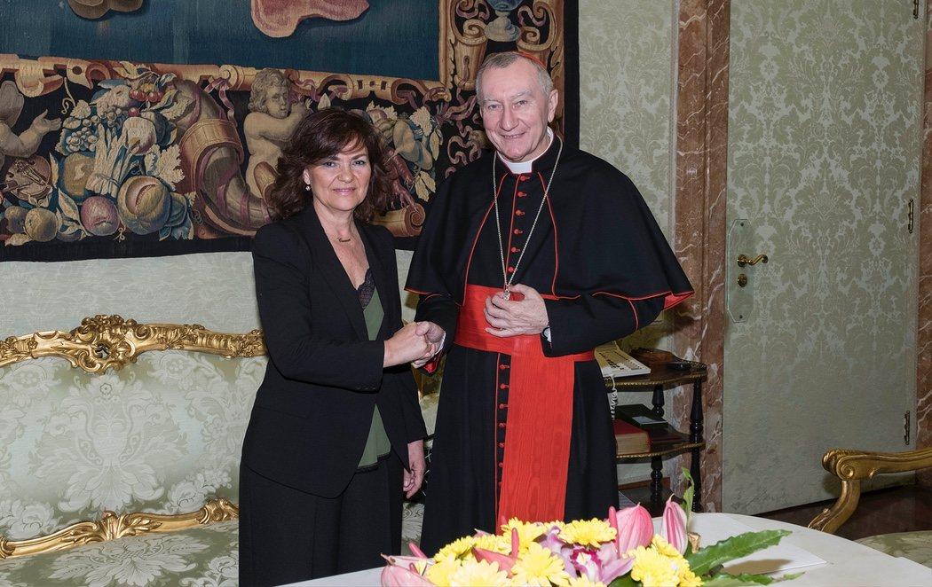 El Vaticano desmiente al Gobierno: no se posicionará sobre el destino de los restos de Franco