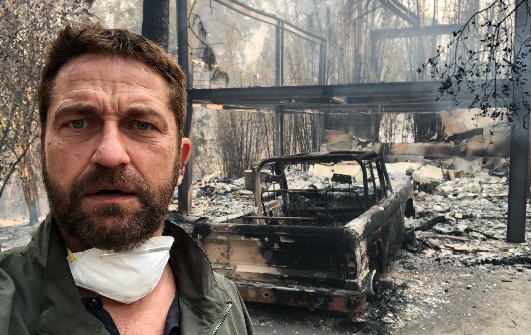 Las mansiones de las estrellas en California, en peligro por los incendios
