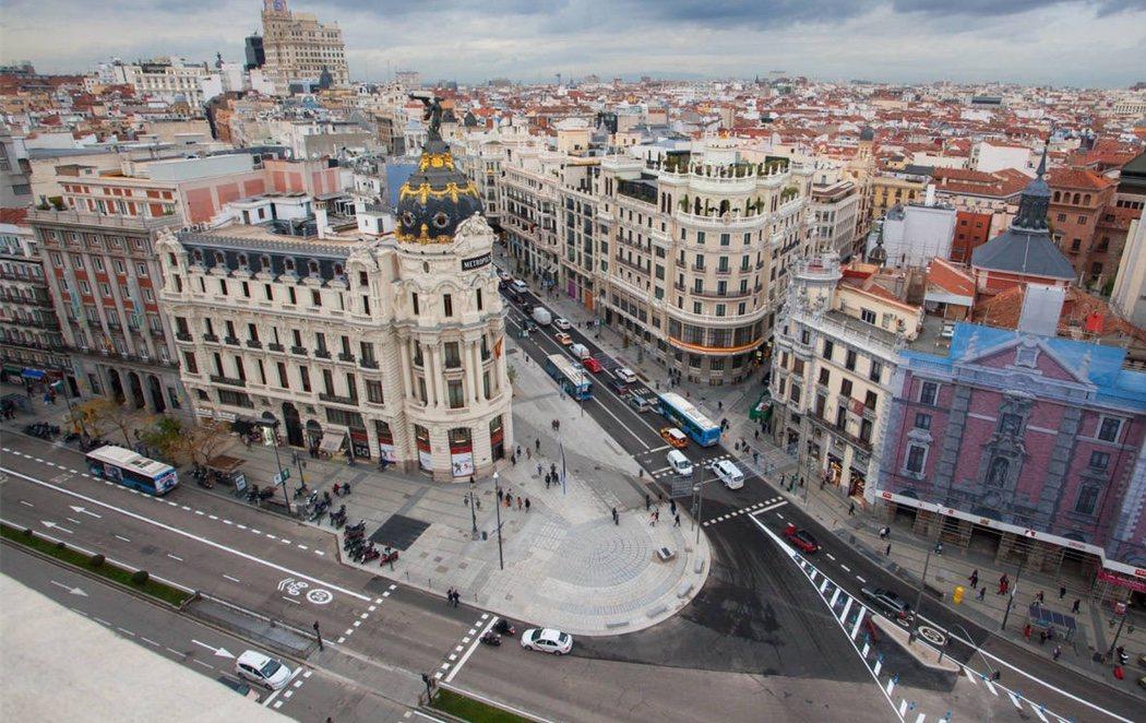 Madrid estrena 'Nueva Gran Vía'