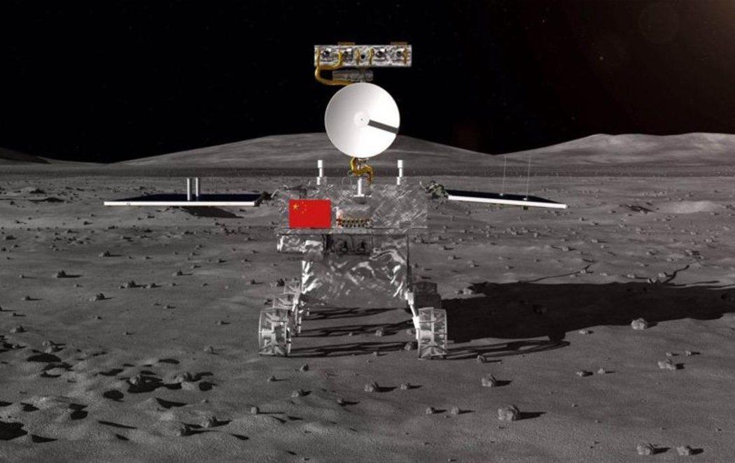 China alcanza la cara oscura de la Luna: este es su paisaje