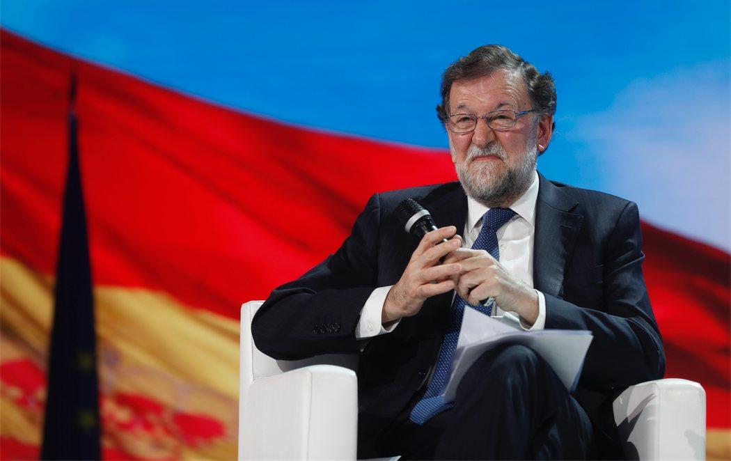 """Rajoy regresa para la convención del PP y pide huir de """"sectarismos"""""""