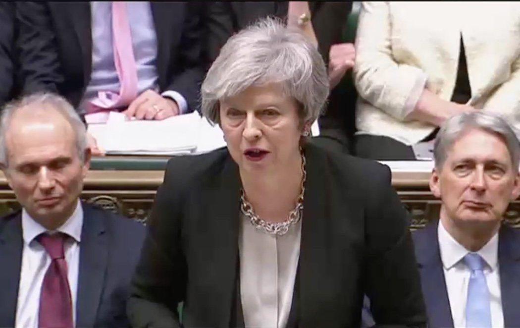 Reino Unido, abocado a un 'Brexit duro' tras el cambio de posición de Theresa May