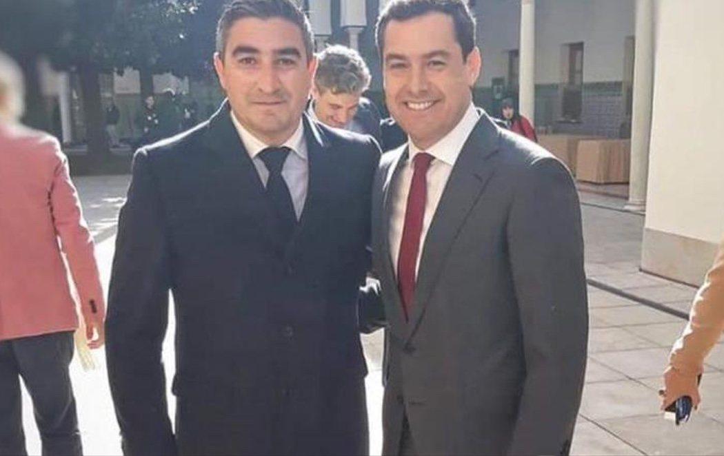 El PP andaluz presenta de candidato a un imputado tras firmar el pacto de regeneración con C's