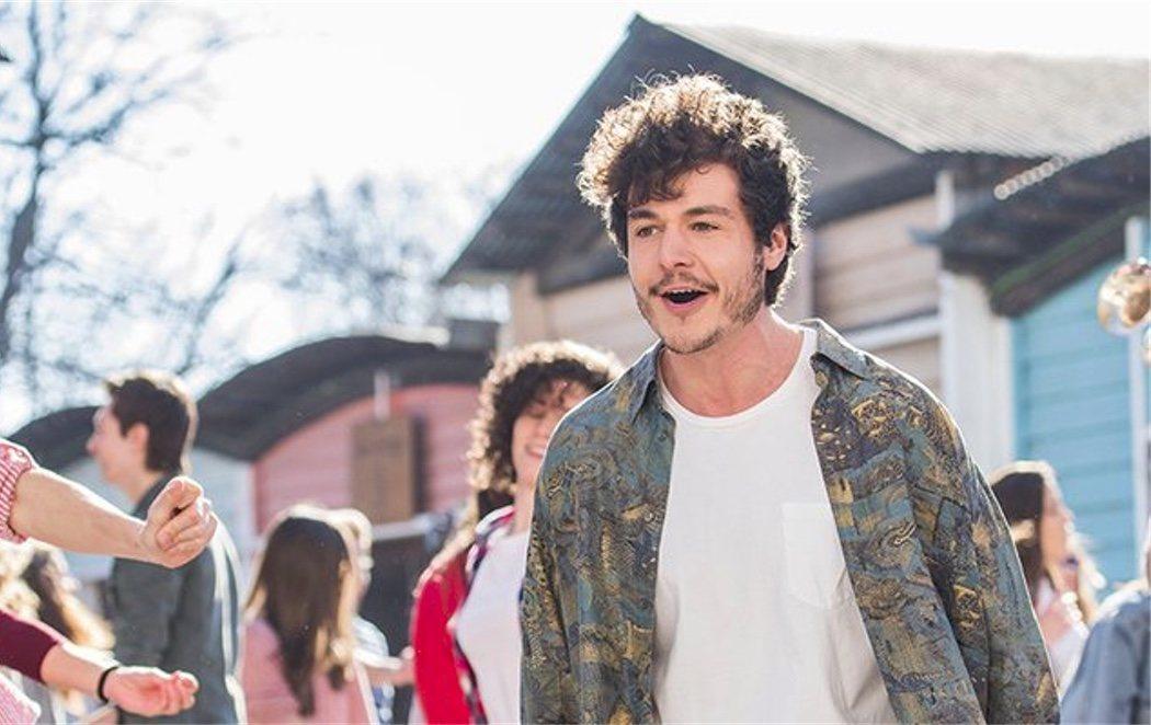Primeras imágenes del videoclip de 'La Venda', la canción de Miki Núñez para Eurovisión 2019
