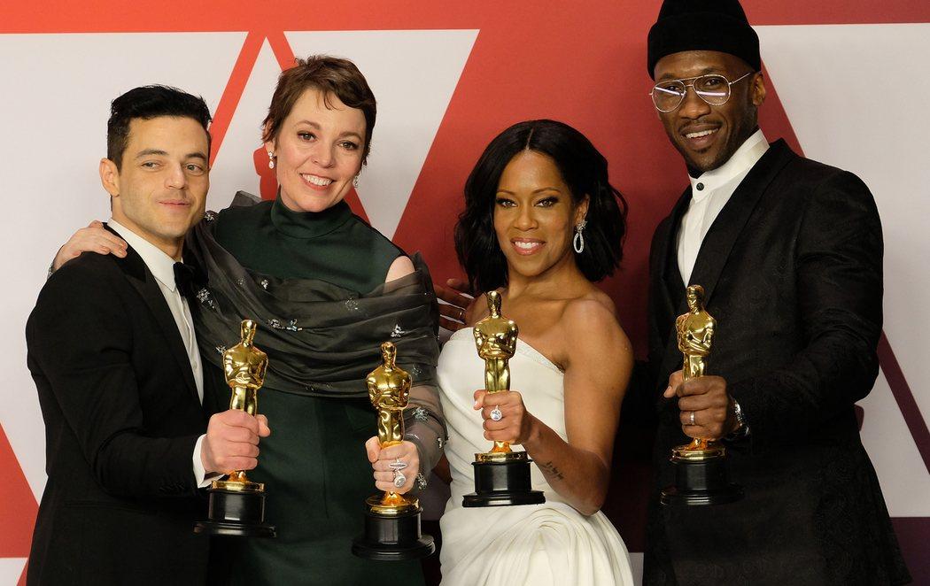 Hollywood se pone de gala para celebrar los Premios Oscar