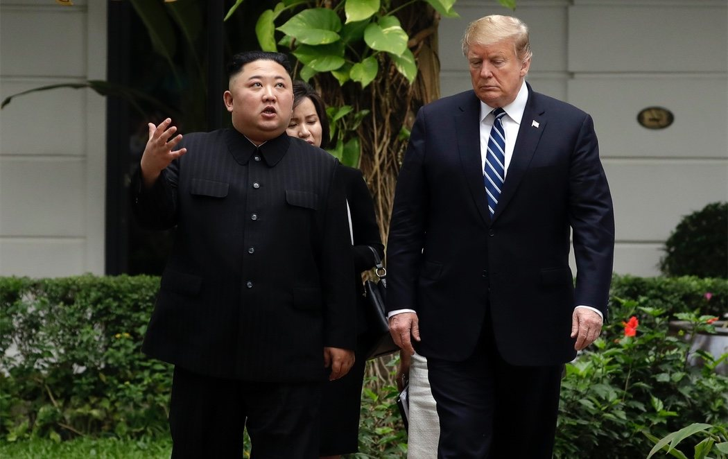 Trump rompe su cumbre con Corea del Norte tras negarse a levantar las sanciones