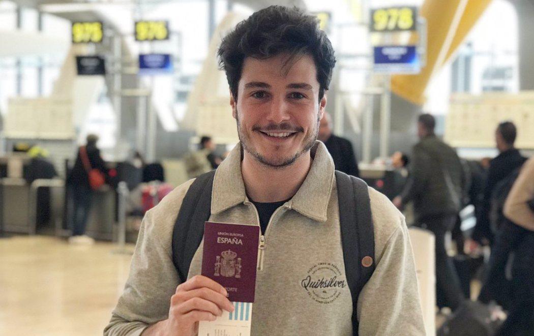 Miki viaja a Israel para grabar la postal de Eurovisión 2019 y presenta teaser de 'La venda'