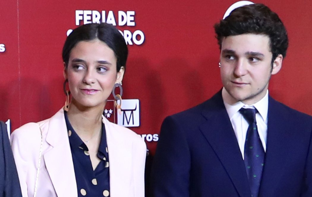 Froilán y Victoria Federica apadrinan la tauromaquia