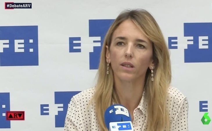 """Álvarez de Toledo: """"¿Por qué se aceptan ruedas de Junqueras y no de presos por corrupción y violación?"""""""