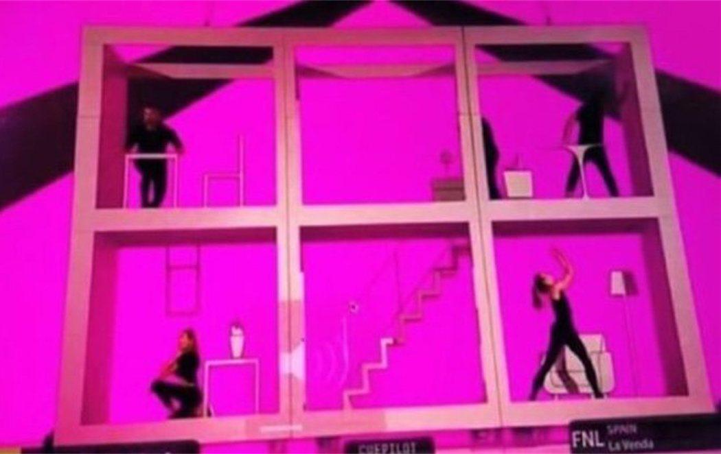 Se filtran imágenes de la puesta en escena de Miki en Eurovisión 2019