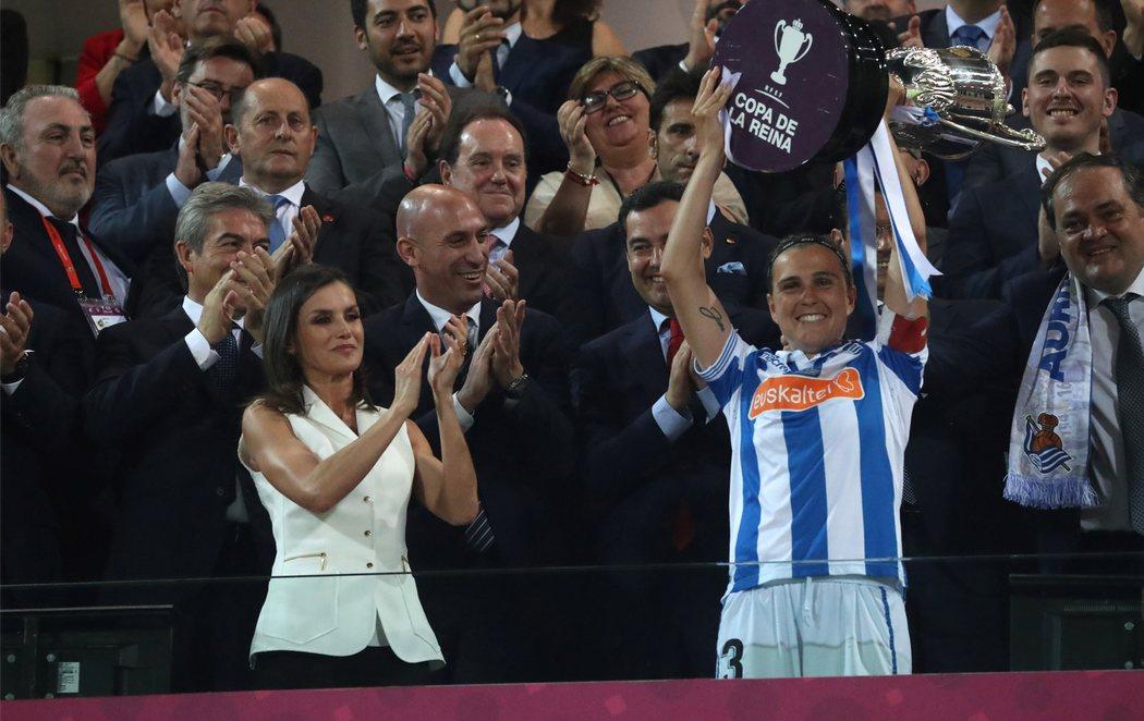 El fútbol femenino hace historia con la final de la Copa de la Reina