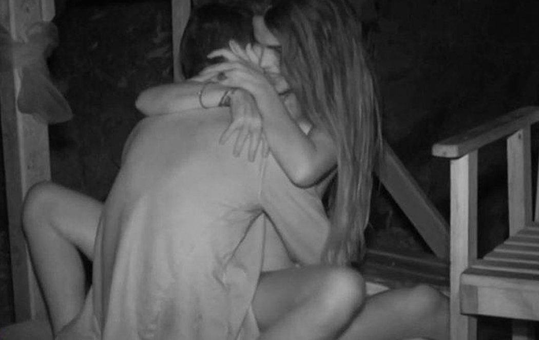 Sexo desenfrenado en 'Supervivientes' entre Violeta y Fabio