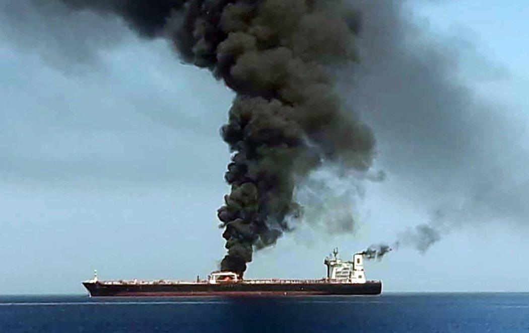 Un nuevo ataque a dos petroleros en el golfo de Omán dispara las alarmas en Oriente Próximo