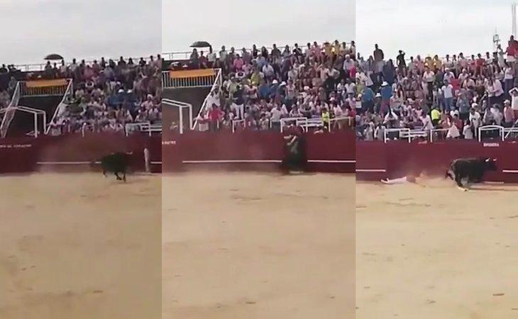 El encargado del toril de la plaza de Benavente muere por la cornada inesperada de un novillo