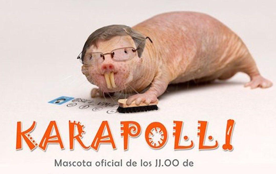 'Karapolli', la propuesta de mascota para los Juegos Olímpicos  que triunfa en las redes