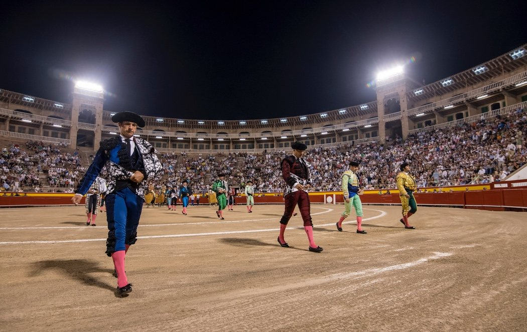 Las corridas de toros vuelven a Palma de Mallorca tras la decisión del Tribunal Constitucional