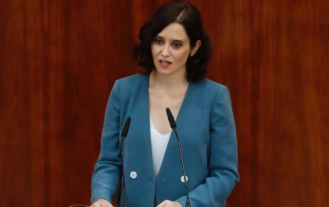 Arranca la investidura de Isabel Díaz Ayuso bajo la sombra de la corrupción