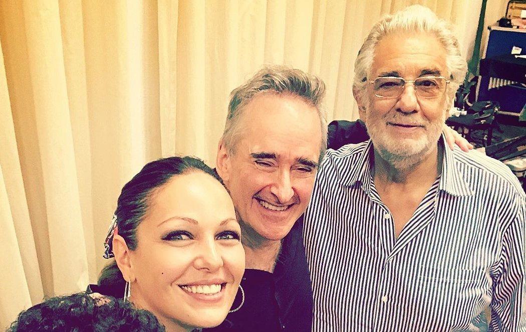 Plácido Domingo reaparece en una actuación en Salzburgo tras las acusaciones de acoso sexual