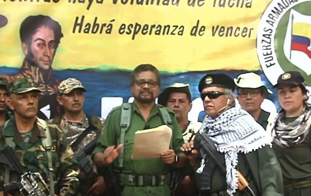 Fracasa la pacificación de Colombia: una facción de las FARC retoma las armas