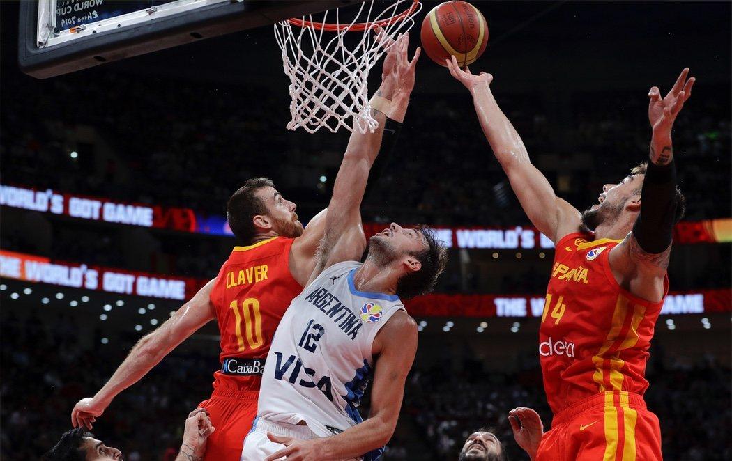 España gana el oro mundial de baloncesto tras derrotar a Argentina