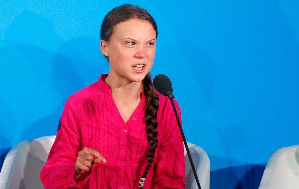"""El contundente discurso de Greta Thunberg en la Cumbre del Clima: """"¡Me habéis robado mi infancia!"""""""
