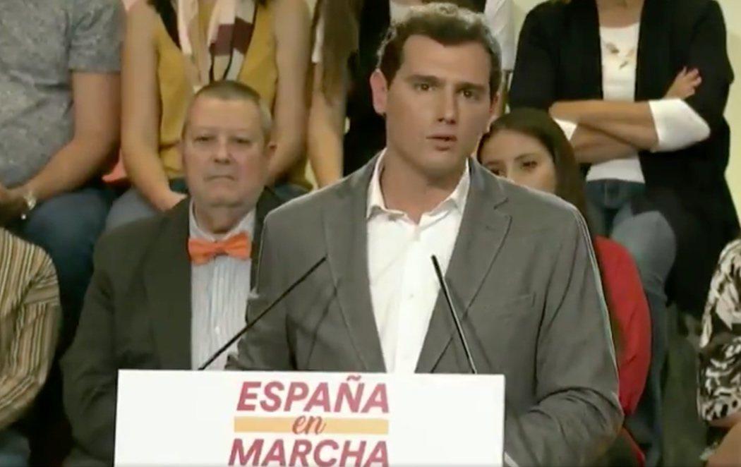 Ahora Ciudadanos dice que sí pactaría con el PSOE tras el 10N para formar Gobierno