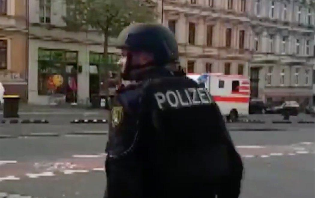 Al menos dos muertos en un ataque armado frente a una sinagoga de Alemania
