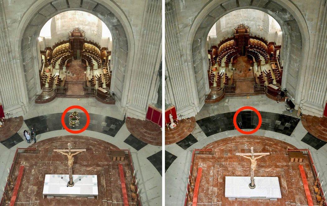 Reabre el Valle de los Caídos sin los restos de Franco: el nuevo aspecto de la Basílica