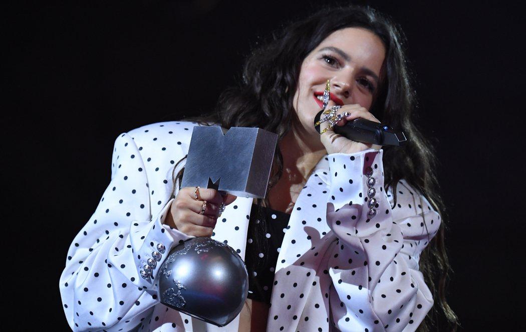 MTV EMAs 2019: Rosalía perpetúa su éxito 'Con altura' en una repartida noche mayoritariamente femenina
