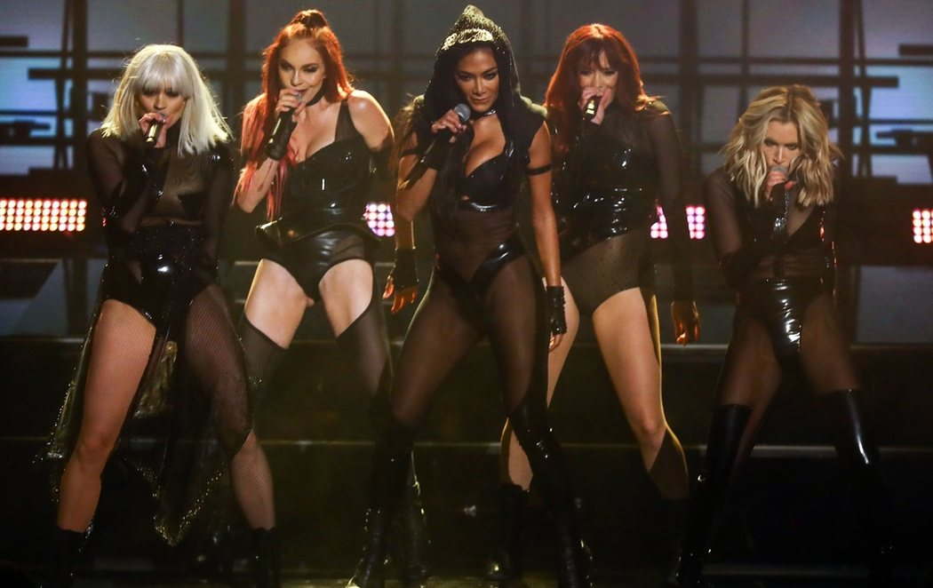 Espectacular regreso de las Pussycat Dolls