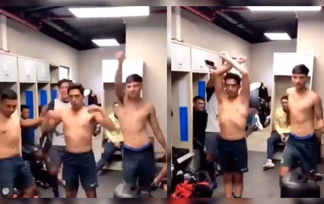 Jugadores de un equipo de fútbol mexicano se burlan de la canción feminista 'Un violador en tu camino'