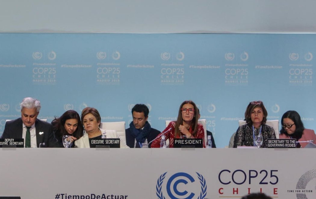 """Fracaso en la Cumbre del Clima: termina con un acuerdo de mínimos a la espera de """"más ambición"""" en 2020"""