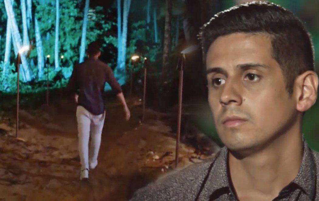 """El """"¡Estefaníaaaa!"""" de Christofer en 'La isla de las tentaciones' se convierte en viral"""