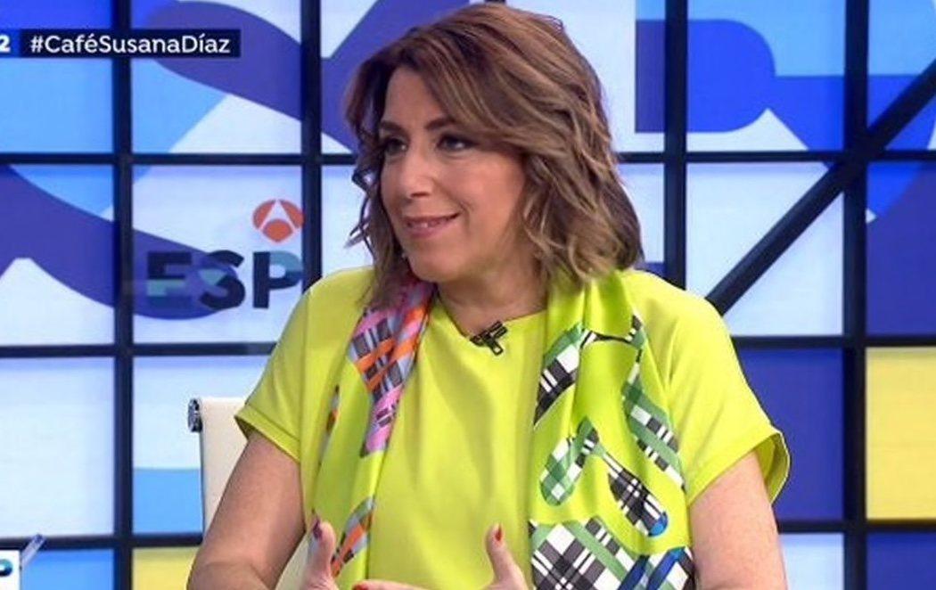 """Susana Díaz reaparece y reconoce su error con la abstención a Rajoy: """"El PP nos ha tomado el pelo"""""""
