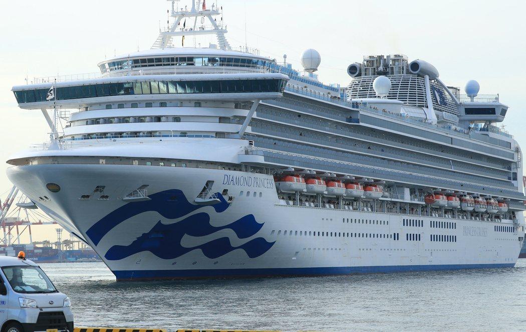 Ascienden a 355 los positivos por coronavirus en el crucero en cuarentena Diamond Princess