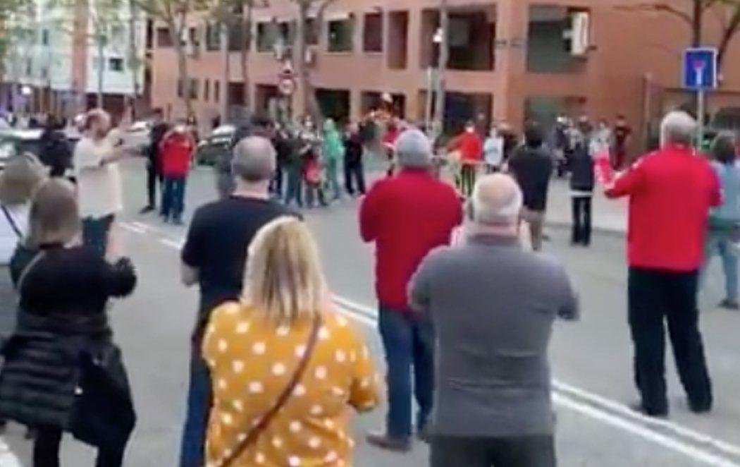 Vallecas responde a las protestas de los privilegiados del barrio de Salamanca