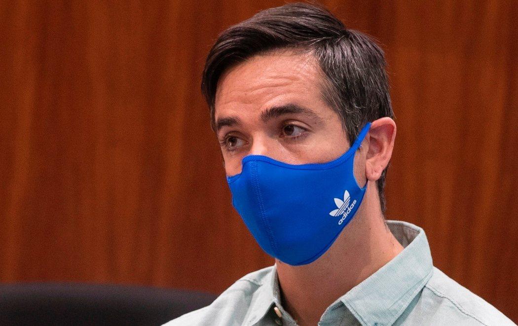 Juzgan a Rodrigo Lanza, autor del crimen de los tirantes: abandonó a su víctima ahogándose en sangre tras una brutal paliza