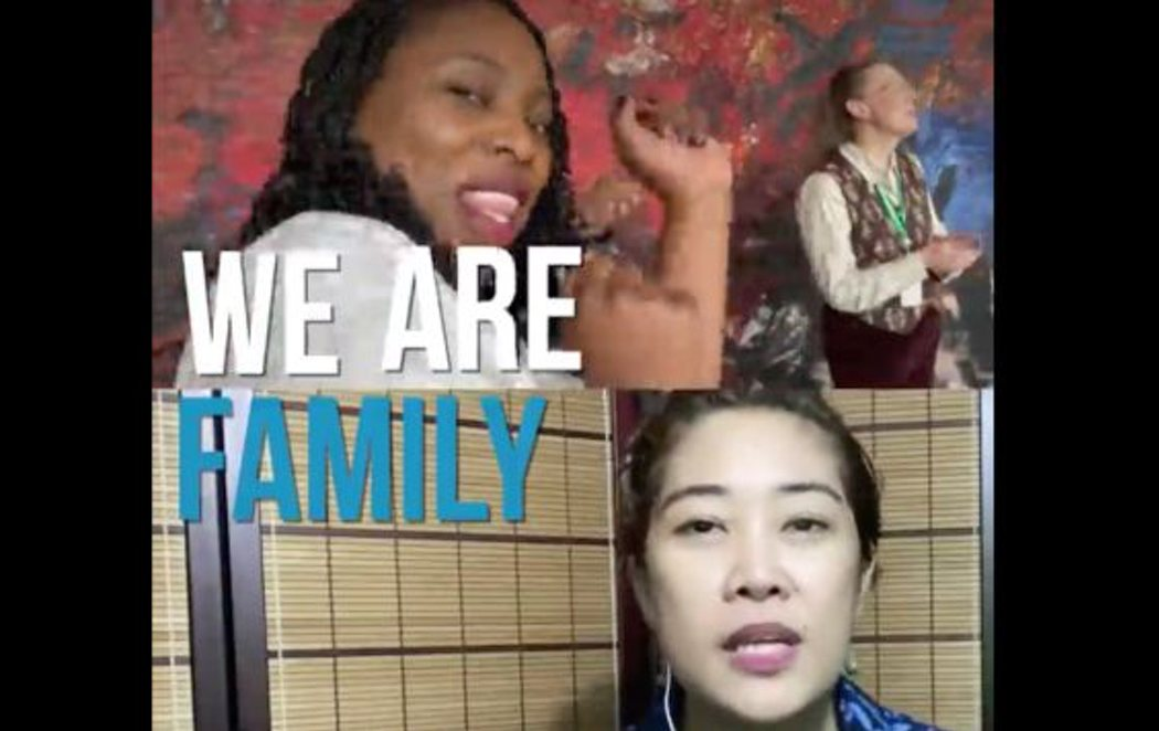 La OMS propone 'We are family' como himno contra el coronavirus
