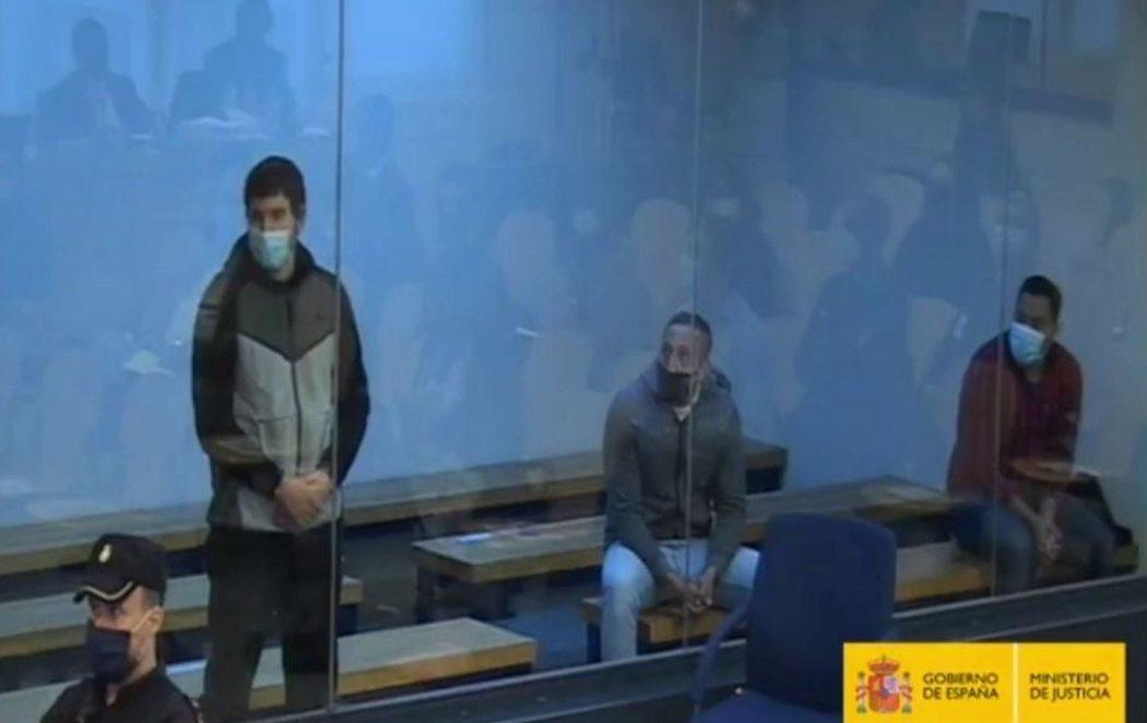 Primer día del juicio contra los tres acusados de los atentados de Barcelona y Cambrills