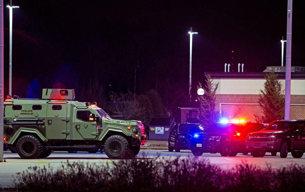 Un tiroteo en un centro comercial de Wisconsin (EEUU) deja ocho heridos